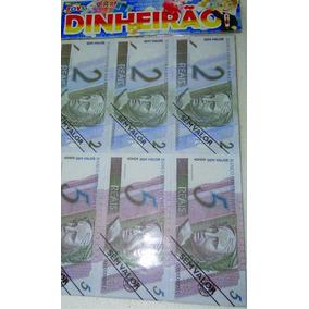 Dinheiro Ampliado De Brinquedo / Envio Imediato*
