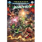Hq Liga Da Justiça Renascimento Nº 6 Ed Set/17 - Invasão