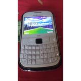 Samsung S3350 Chat 335 Camara 2 Mpx Wifi Mp3 Movistar