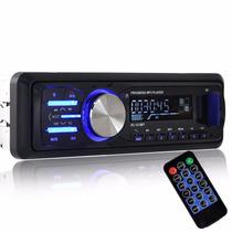 Auto Estereo Bluetooth | Manos Libres | Mp3 | Usb | Sd | Aux