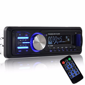 Auto Estereo Bluetooth   Manos Libres   Mp3   Usb   Sd   Aux