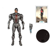 Cyborg Justice League Dc Multiverse Mcfarlane