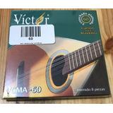 Victor Mod.60 Cuerdas Para Mandolina Totalmente Nuevas