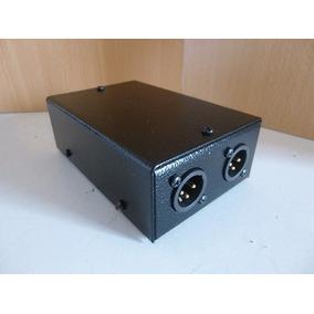 Caja 600:600 Estéreo (balancea Y Protege Salidas Y Entradas)