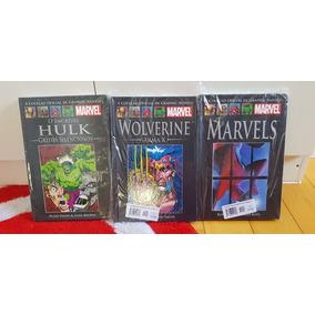 Marvel Salvat Capa Preta 11 Ao 20
