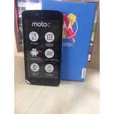 Oferta Celular Smartphone Motorola Moto C | 8gb | 4g Xt-1750