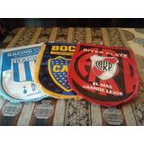 Banderines De Futbol - Todos Los Equipos Por Mayor Pack 10