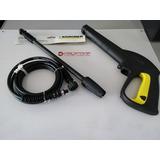 Pistola Gatilho Mangueira 3m E Tubeira Karcher K2 - Original