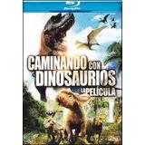 Blu Ray Caminando Con Dinosaurios Nueva Cerrada Original