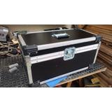 Anvil Rack Flight Case Tipo Baul Fabrica 65cm X 35cm X 32cm