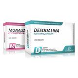 Kit Desodalina + Monaliz - Emagrecedor E Inibidor De Apetite