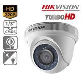 Cámara Domo Turbo Hd 720p 20 Mts Ir/lente 3.6 Mm/seguridad/