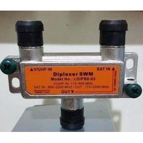 Chave Diplexer Swm 950-2200 Mhz Sky - Misturador De Sinal