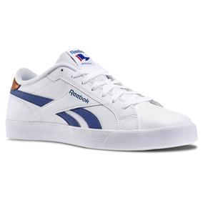 Zapatillas Reebok Royal Complete Low Hombre Blanco/azul