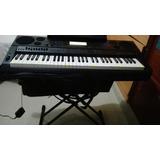 Tecladoelectrónico Estilo Piano Casio Ctk7000 Con Accesorios