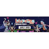 Pase Lollapalooza Por 3 Dias 2018 + Estacionamiento