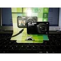 Câmera Digital- Samsung Pl 120. 14.2 Megapixels, Semi Nova.