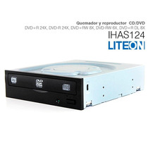 Quemador Dvd-rw Interno Sata Lite-on