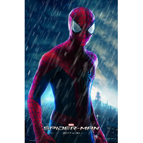 Chaqueta Impermeable Spider Man