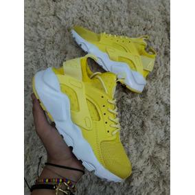 Tenis Nike Air Max Huarache Iii Zapatillas Para Mujer