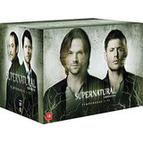 Box Supernatural 1ª A 11ª Temporadas - Novo Original Lacrado