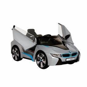 Auto Electrico Bmw I8 Plata 6v