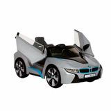 Auto Electrico Bmw I8 Plata 6v Nuevo Original Msi