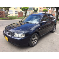 Audi A3 Turbo Mt1800cc Azul Ming Aa Ab Abs Tc