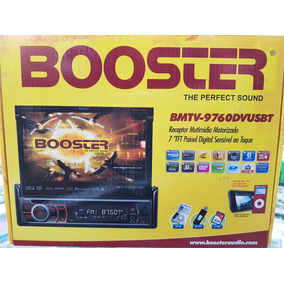 Dvd Retratil Booster Com Tv Digital Integrada De 7 Plegadas