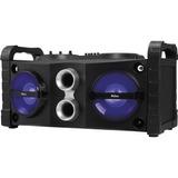 Caixa Acústica Com Mp3. Fm. Bluetooth. 100wrms. Entradas Usb