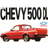 Mica Stop Chevy 500 Ranchera Chevette 84-96 Y Base Metalica