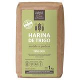 Harina De Trigo 000 Orgánica X 1kg