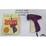 Pistola De Plastiflecha Liviana +500 Plastiflecha