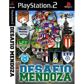 Pro Evolution Soccer 6 - Desafío Mendoza Ps2 - Dvd Físico