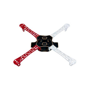 Qav Frame Drone Quad Dji 450 Flame Wheel Completo Resistente