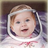 Face Shield Bebê E Recém Nascido