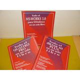 Lote 3 Libros Todo Informatica - Editorial Gyr 1993