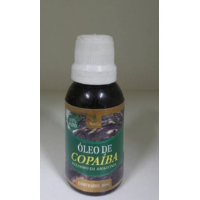 Óleo De Copaíba 30ml - 3un