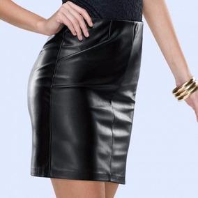 56b163f707 Falda Corta Elastico Negro En Cintura - Ropa