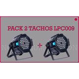 Pack 2 Tachos Led Proton Original Big Dipper Lpc009 36x1.5w.