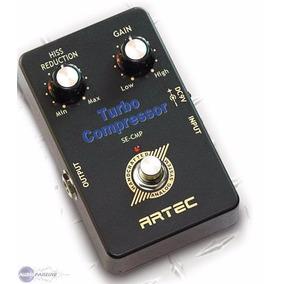 Pedal Guitarra Artec Turbo Compressor - Se-cmp