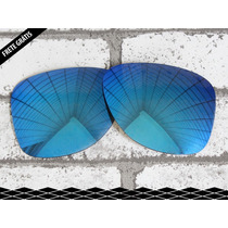Lentes Polarizadas Oakley Dispatch 2 - Ice Blue