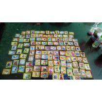 115 Calcomanias Pokemon Album Diamante Y Perla
