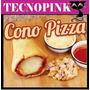 Manual Preparación Pizza, Conos De Pizza