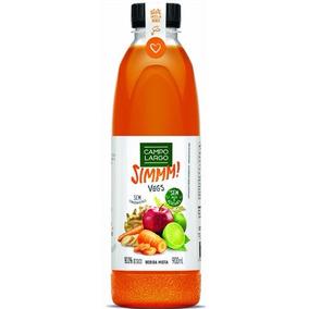 Suco Vegs Orange Pet 900ml - Campo Largo