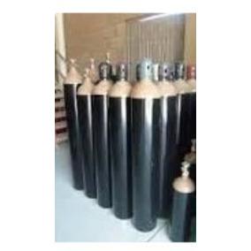 Tanque Cilindro 6m3 Helio Lleno Con Valvula P Globos