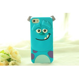 Case Protector Funda Monsters Inc. Iphone 5 / 5s / Se