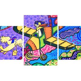 Murales Para Cuarto Infantil Decoración Unicos 72 X 45