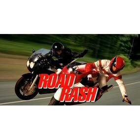 Road Rash Pc - Envio Por Email - Jogo Completo