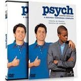 Box Psych 2ª Temporada Completa (original / Lacrado) 4 Dvds